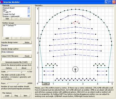 Voxengo Impulse Modeler 1.9 Screenshot