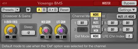 Voxengo BMS 2.0 Screenshot