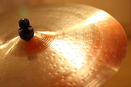 Voxengo AcuDrums Crash Cymbal 18 SB-HH-M