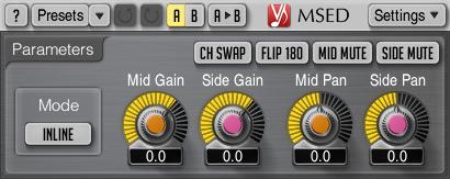 Voxengo MSED 2.9 Screenshot