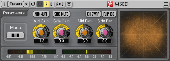 Voxengo MSED 3.0 Screenshot