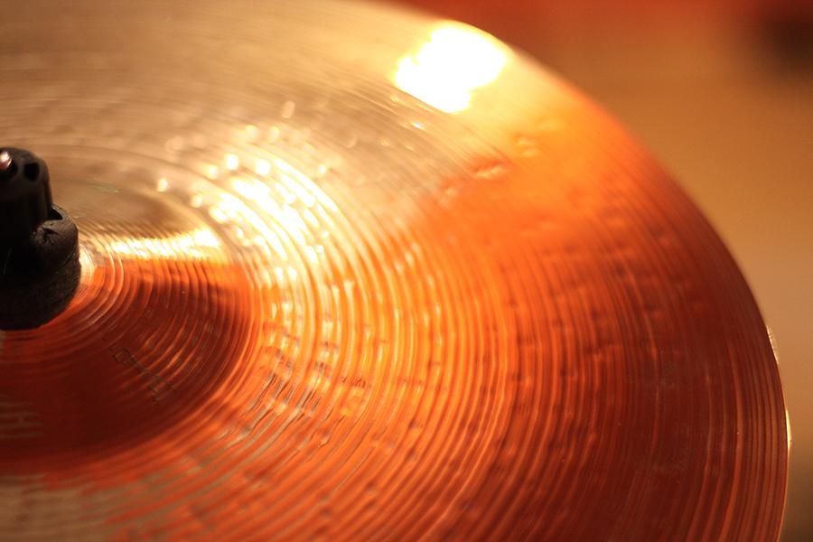 Voxengo AcuDrums Crash Cymbal 17 SB-HH-D