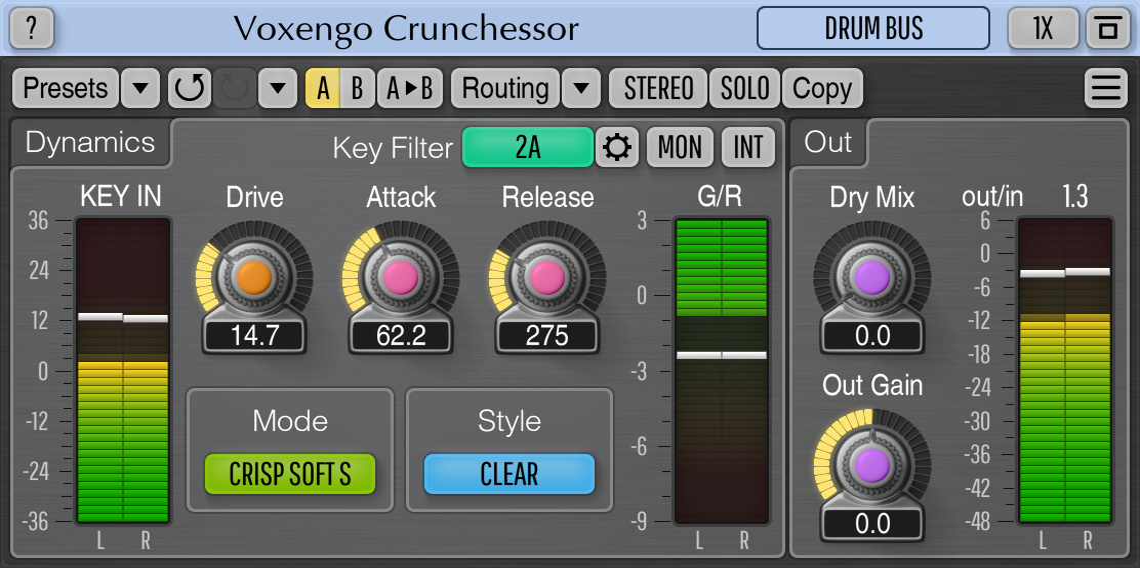 Voxengo Crunchessor