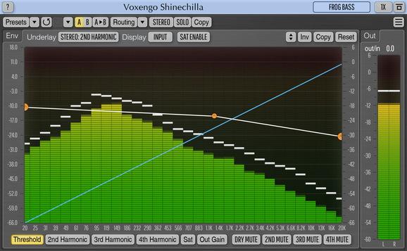Voxengo Shinechilla Screenshot
