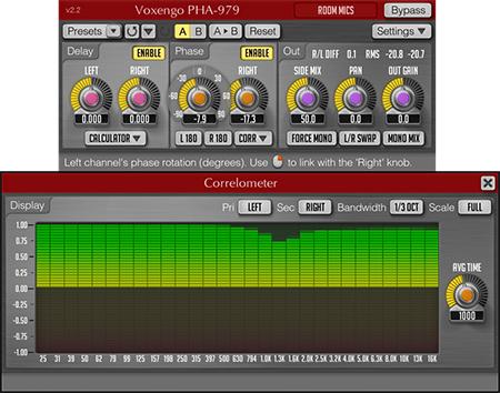 Voxengo PHA-979 2.2 Screenshot