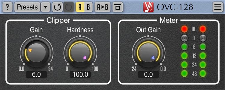 Voxengo OVC-128 1.0 Screenshot
