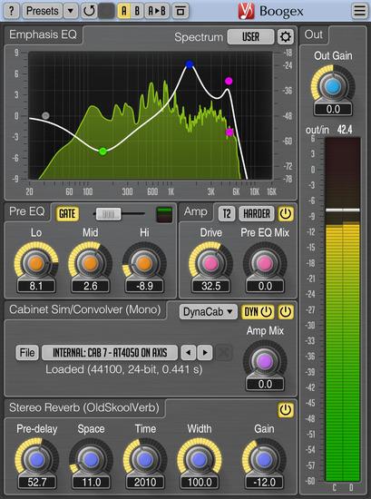 Voxengo Boogex 3.0 Screenshot