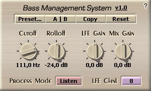 Voxengo BMS 1.0 Screenshot