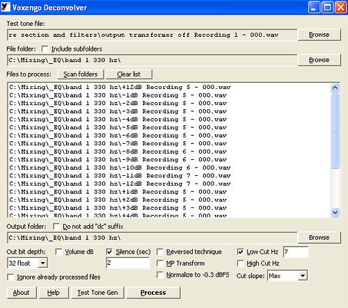 Voxengo Deconvolver 1.9 Screenshot