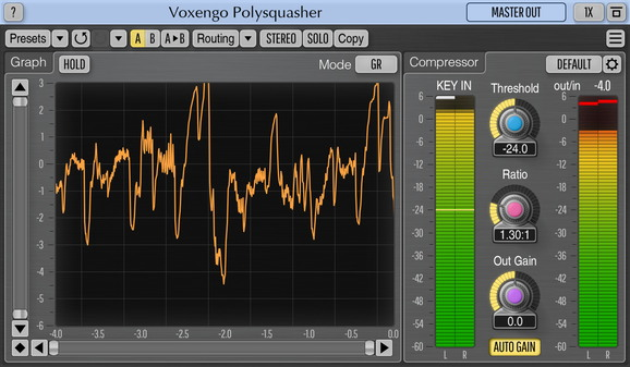 Tracks Vintage Compressor Vst plugin